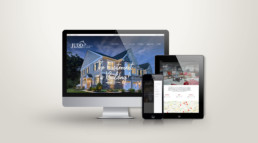 Judd Builders responsive website redesign by advertising agency in Philadelphia