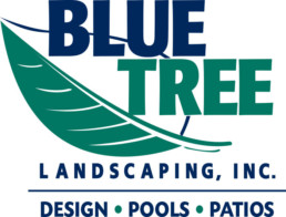 Bluetree Landscaping logo design by advertising agency in Philadelphia