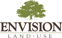Envision Landscaping logo design by advertising agency in Philadelphia