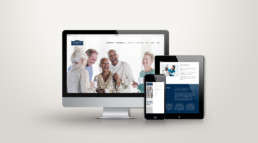Hayes Manor Retirement Residence responsive website redesign by advertising agency in Philadelphia