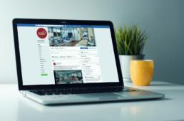 Judd Builders social media facebook by advertising agency in Philadelphia