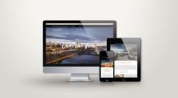 The Residences at Dockside responsive website design by advertising agency in Philadelphia